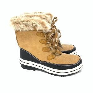 Universal Threads | Ellysia Suede Winter Boots